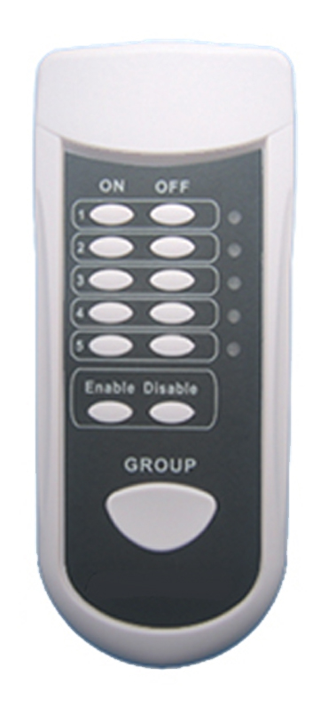 Hand-Hold Remote